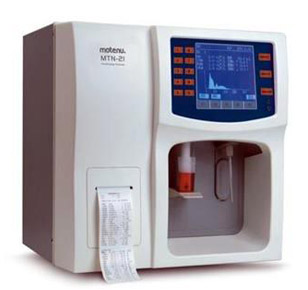 全自动三分类21项血细胞分析仪【图】